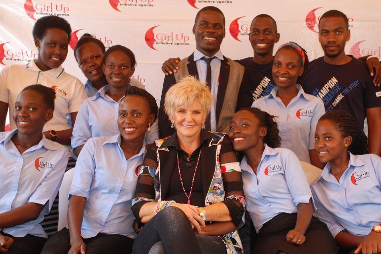 PJ Powers to headline Girl Up charity concert in Uganda