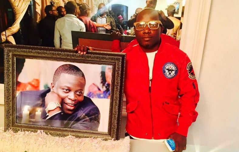 Ivan Ssemwanga's vigil held in South Africa