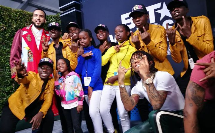 Ghetto Kids