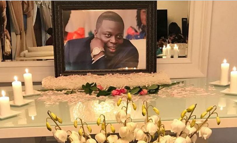Ivan Ssemwanga dead