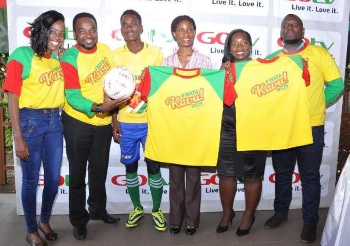 GOtv Kwata Kavu campaign launch