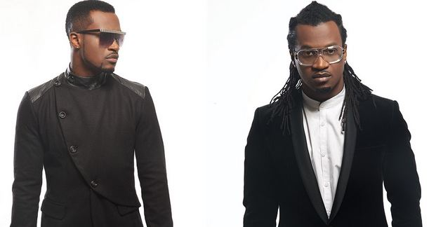 P-Square's Paul and Peter Okoye