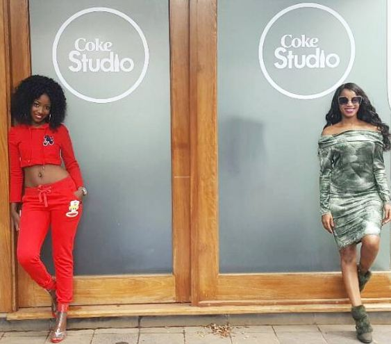 Sheebah Karungi and Lydia Jazmine will appear on Coke Studio Africa