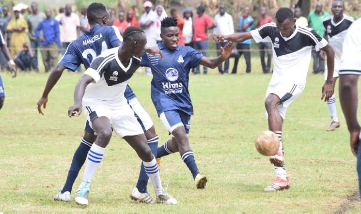 Vipers Sports Club take on Hima Football Club in pre-season friendly