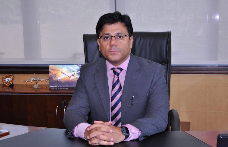 Puneet Kohli, the new Emirates Country Manager for Uganda.