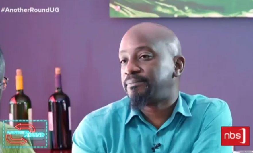 Gaetano Kagwa in Another Round UG show