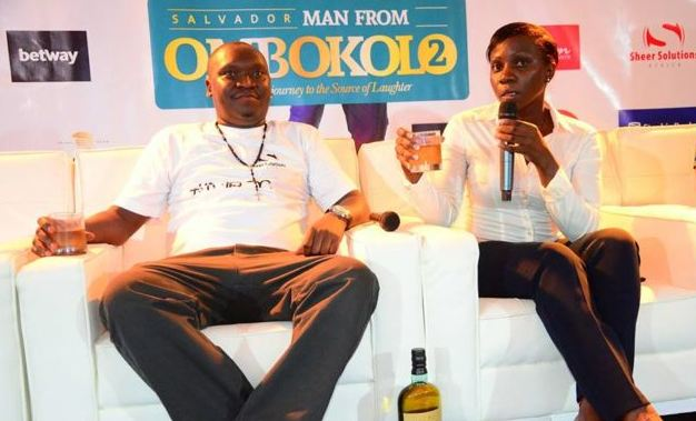Patrick 'Salvado' Idringi announces Man from Ombokolo season 2