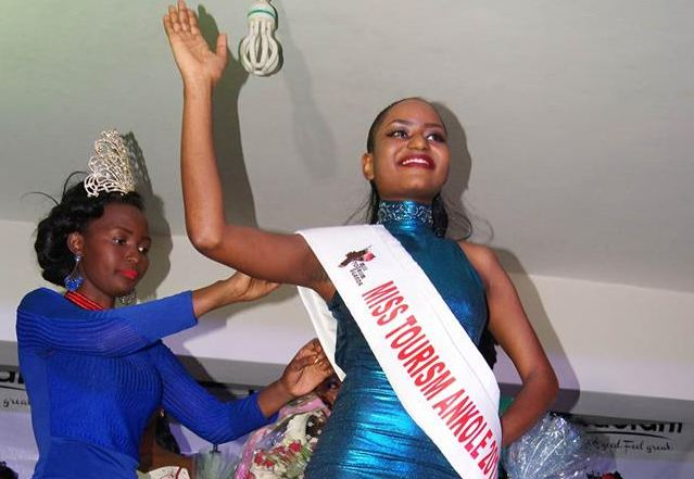 Miss Tourism Ankole 2017 Ayebare Anita