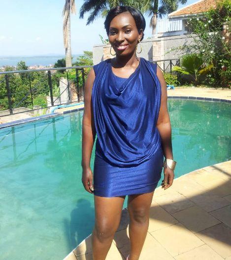 Sandra Ashaba aka Ashie