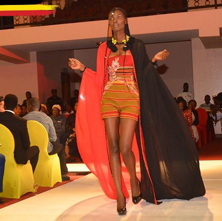 Black Creations fashion show
