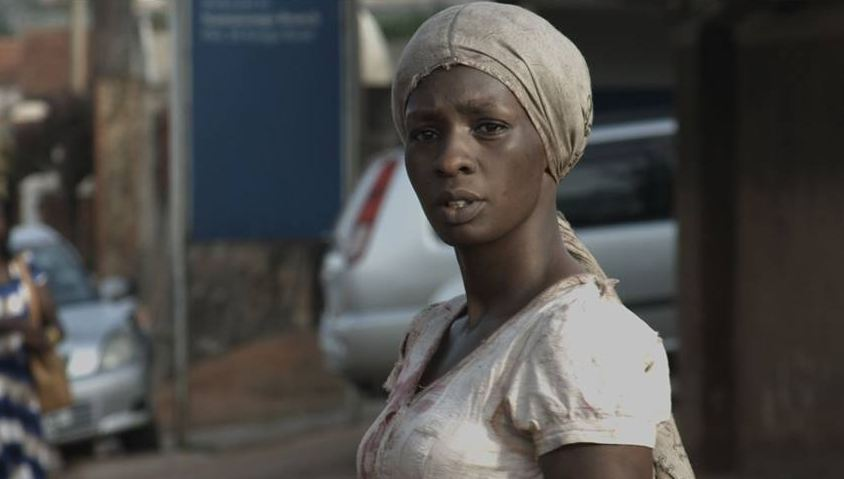 Cindy Sanyu in Bella movie