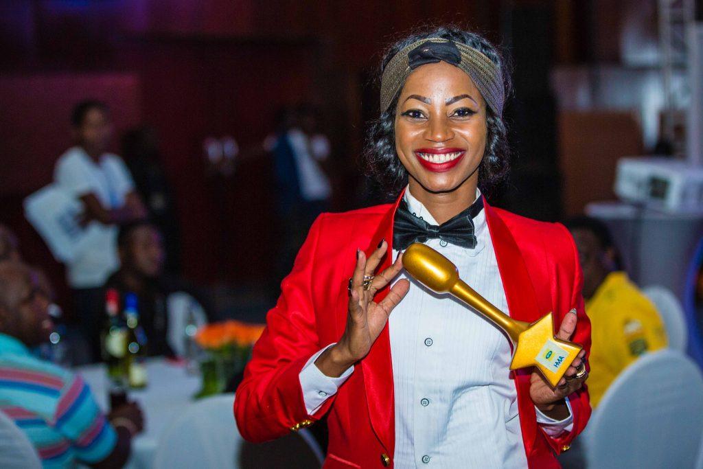 Sheebah, Fik Fameica Nominated In Nigerian Awards: