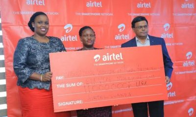 Airtel Uganda has announced a partnership with the International Institute of Rural Reconstruction (IIRR) to join in the fundraising campaign #GOATSFORGIRLS that aims at keeping young girls in the Karamoja region in school.