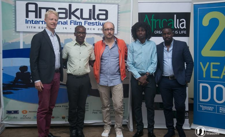 Amakula Film Festival 2018 edition launch