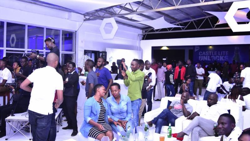 """Castle Lite Unlocks"" music experience launch"