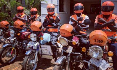 SafeBoda riders