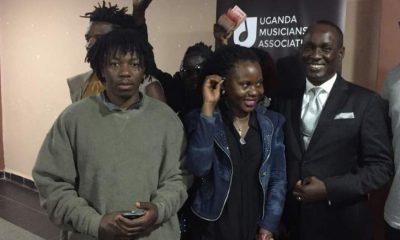 TheUganda Musicians Association has unveiledCaptain Mike Mukula as their patron.