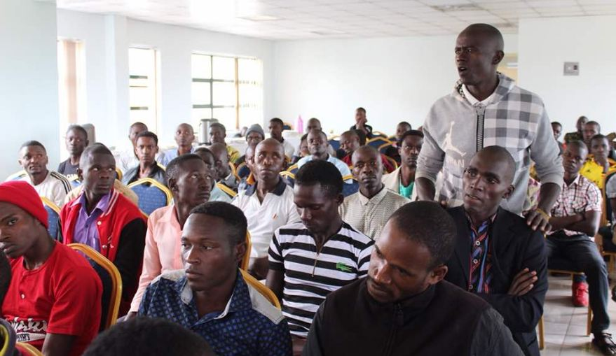 70 youth from across the country have been flagged off to work in various positions at the recently opened Goodwill Ceramics Ltd. factory located in Liao Shen Industrial Park at Namunkerera Rural Industrial Center in Kapeeka.