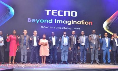 Tecno 2018 Global Spring launch