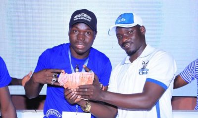 Club DJ Awards launch in Gulu