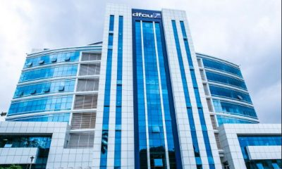 dfcu Bank main offices located on Kyadondo road, Nakasero