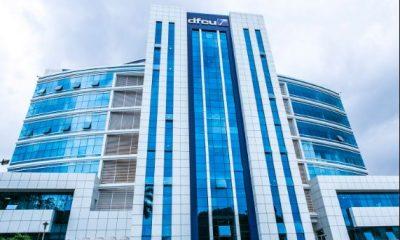 dfcu Bank main offices located on Kyadondo road, Nakasero