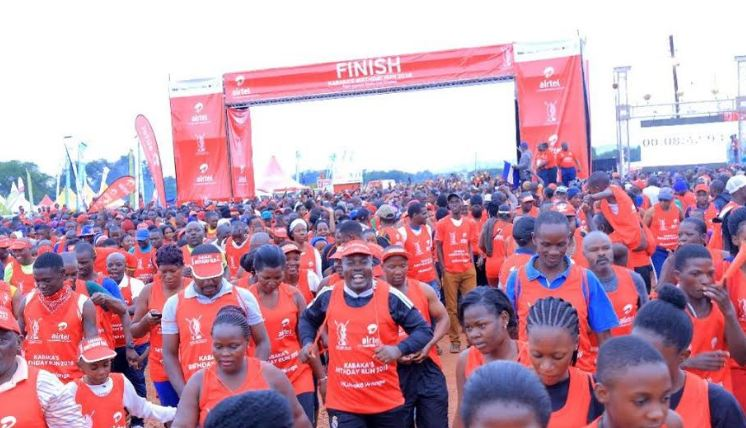 kabaka birthday run 2018