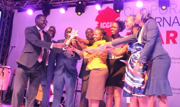 NSSF wins Best Corporate Governance Award