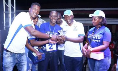 DJ Tony crowned best deejay at the 2018 Club DJ Awards