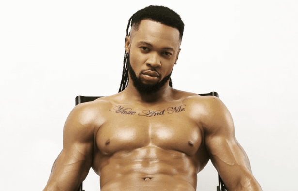 Mr Flavour shows off almost naked photo on social media - BigEye UG