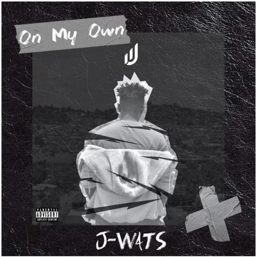 "J-Wats' ""On My Own"" album cover art"