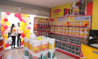 Sadolin opens new color center in expansion plan