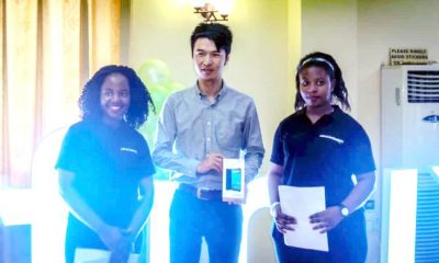 Infinix Note 5 officially unveiled in Uganda