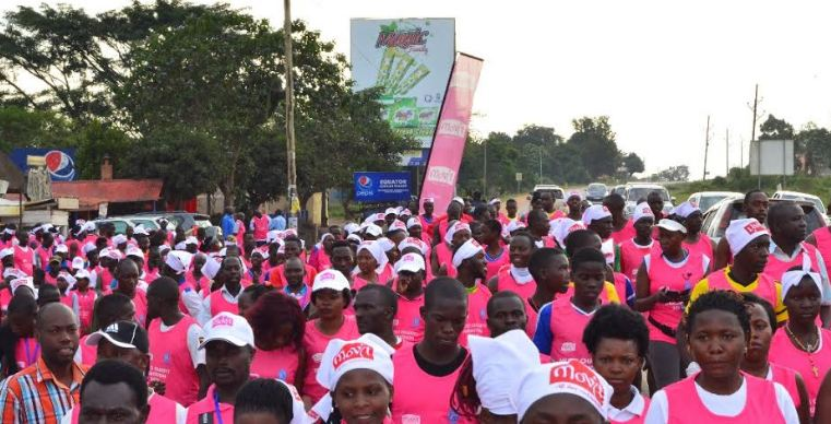 Nkozi marathon