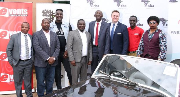CBA Uganda Vintage and Classic Auto show 2018 launch
