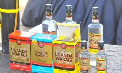 Uganda Waragi Pineapple