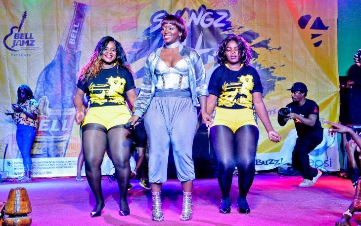 Swangz All Star tour  Gulu