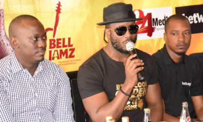 "Bebe Cool ""Golden Heart"" concert press briefing"