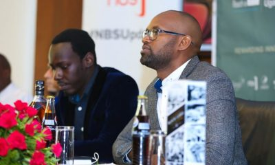 Roger Agamba, the International Premium Spirits Brand Manager at Uganda Breweries Limited