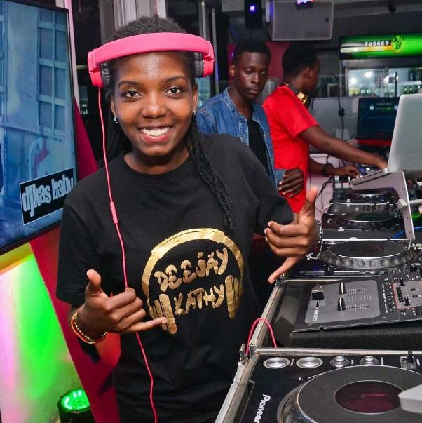 DJ Kathy
