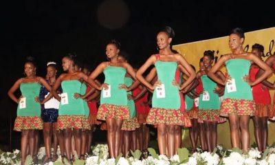 Miss Uganda 2018 finalists