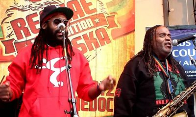 Tarrus Riley and Dean Fraser