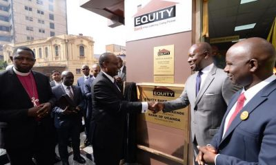 Equity Bank unveils new offices