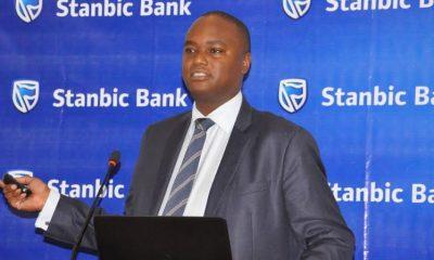 Stanbic Bank CE Patrick Mweheire
