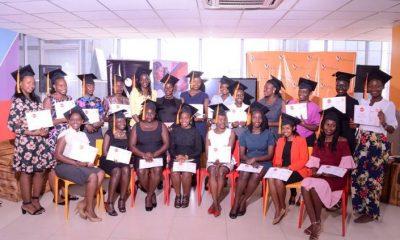 Zimba Women graduation ceremony