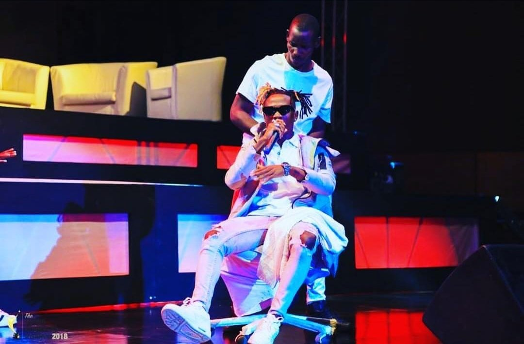 Fik Fameica Shares Merchandise for Upcoming Live performance
