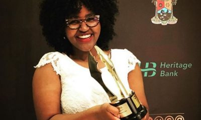 Phoebe Ruguru scooped the award for the Best Movie East Africa at the Africa Magic Viewers' Choice Awards.