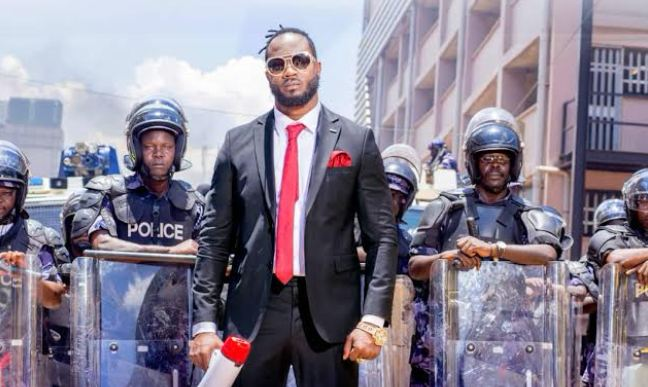 Bebe Cool in Nsilikamu video