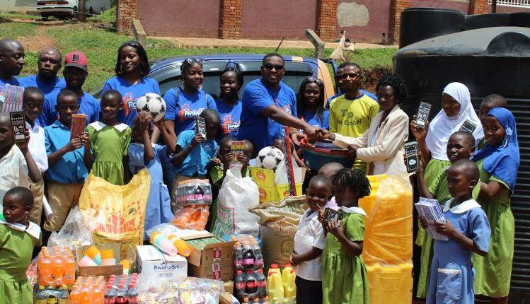 Roke Telkom offers support to children at Good Samaritan orphanage