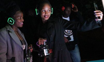 The Smirnoff 3D Silent Cinema and Disco at Aer Lounge